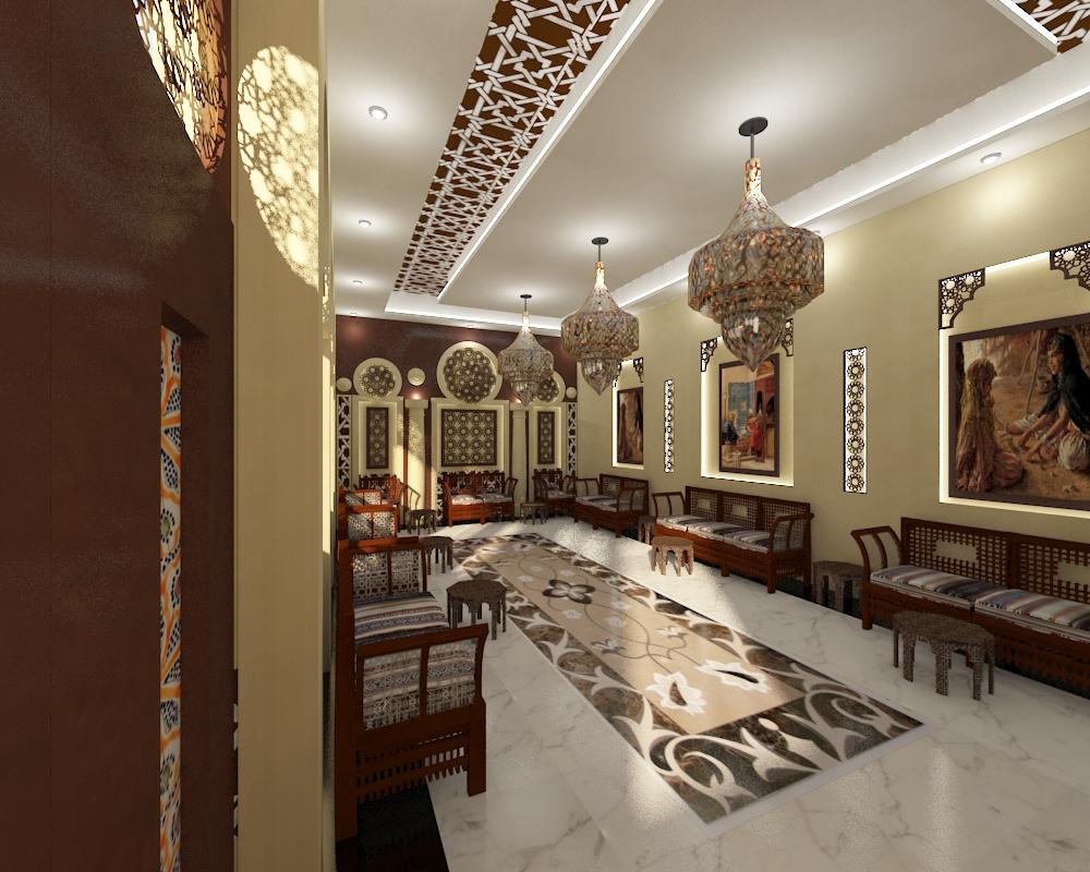 Sevenline khalifa house